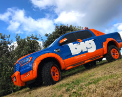 BIG Ford Ranger