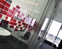 Deloitte window treatment