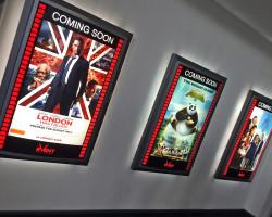 Event Cinemas display posters