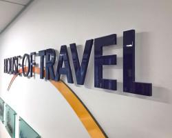 House of Travel logo