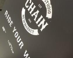 Les Mills Chain studio