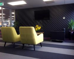 NZME. Wellington interior graphics