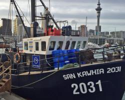 Sanford vessel