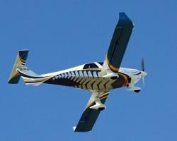 ZK-PSA Underside plane