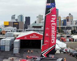 Emirates Team NZ AC45