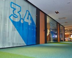 TVNZ meeting room windows