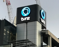 TVNZ digital logo