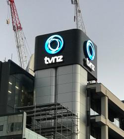 TVNZ digital logo