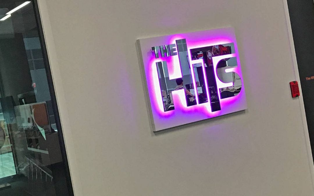 Illuminated sign innovation a Hit