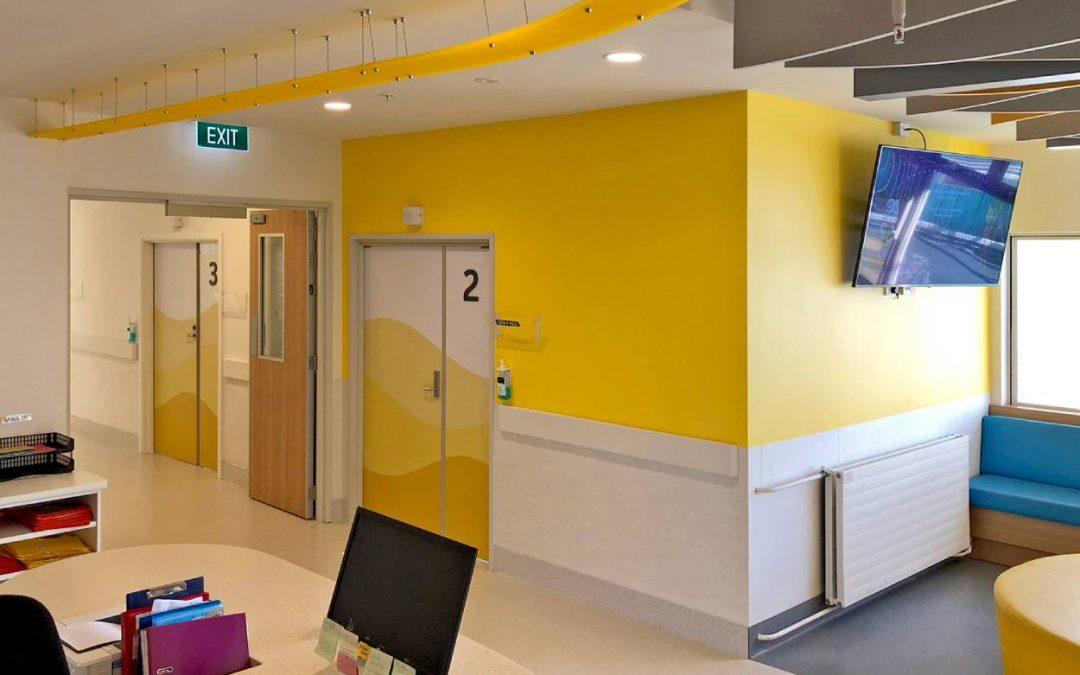 Starship Hospital interior design refresh