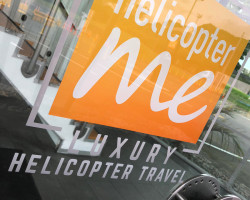 Helicopter Me - window graphics