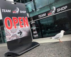 Emirates Team New Zealand shop