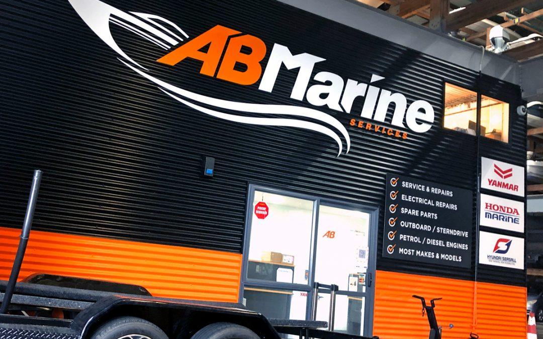 Rebranding for AB Marine