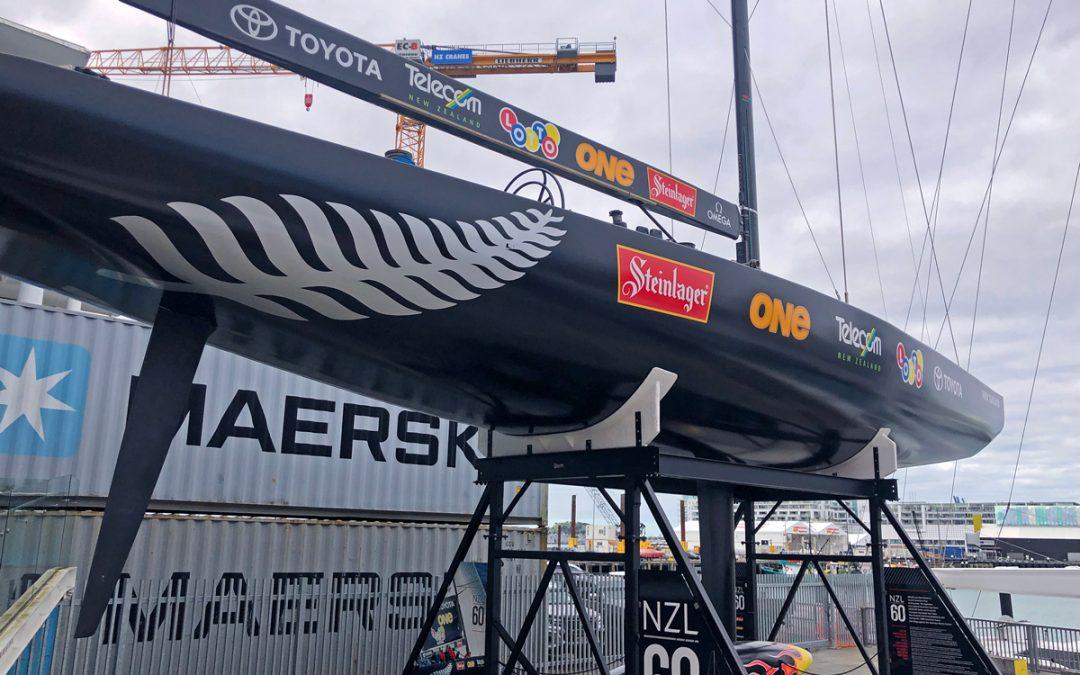 NZL60 refurbished and back on display